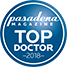 Pasadena Magazine Top Doctor 2018