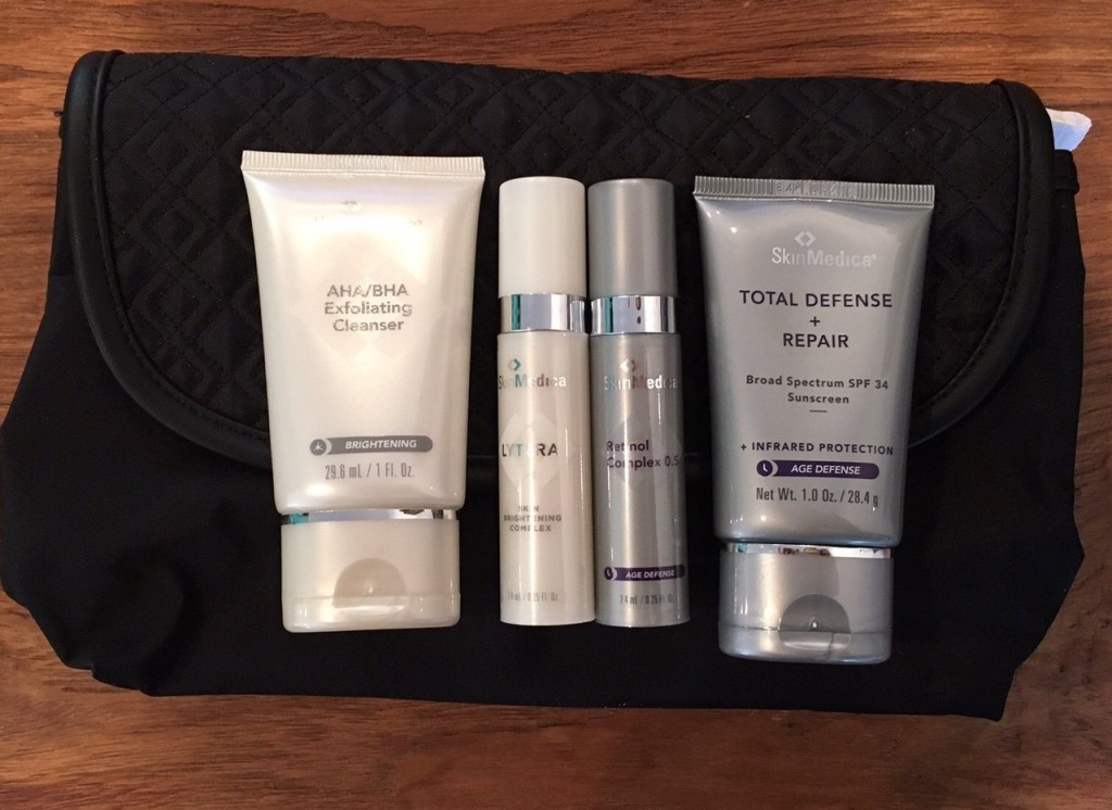 SkinMedica Travel Bag